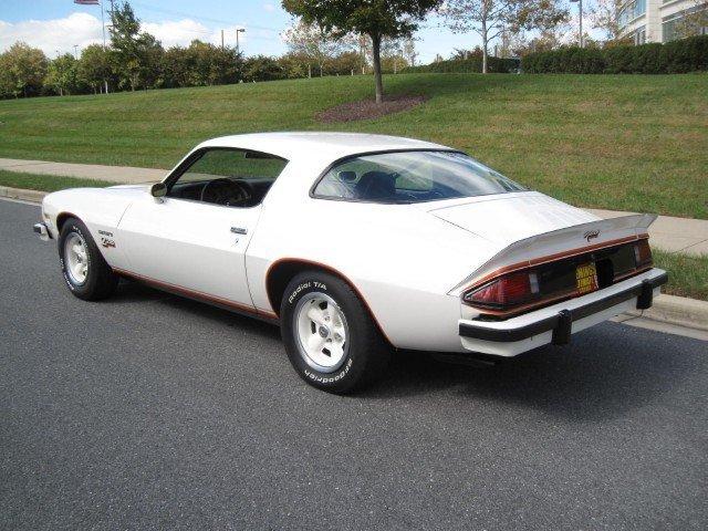 1977 1977 Chevrolet Camaro For Sale