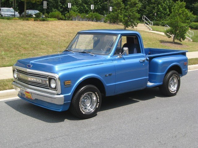 1970 Chevrolet Pickup