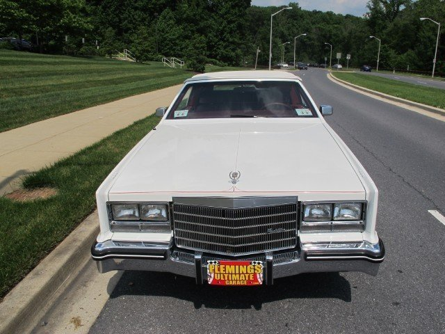 1985 1985 Cadillac Eldorado For Sale