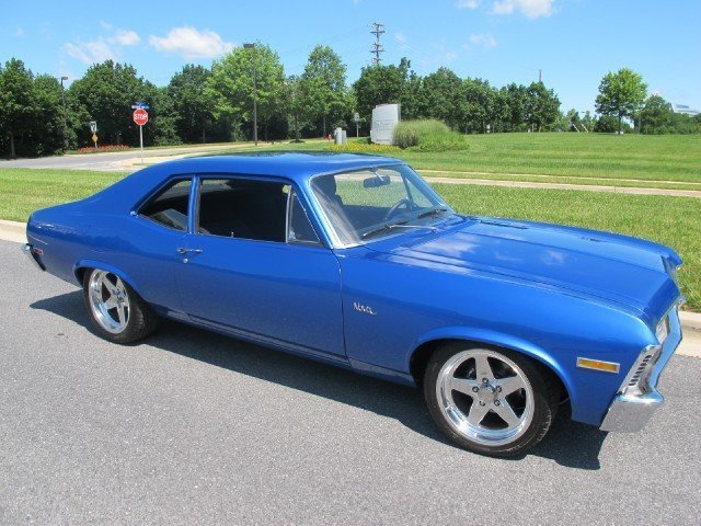 1971 1971 Chevrolet Nova For Sale