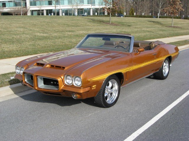 1972 pontiac le mans - photo #48