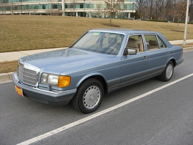 1986 mercedes benz 420sel 1986 mercedes benz 420sel for