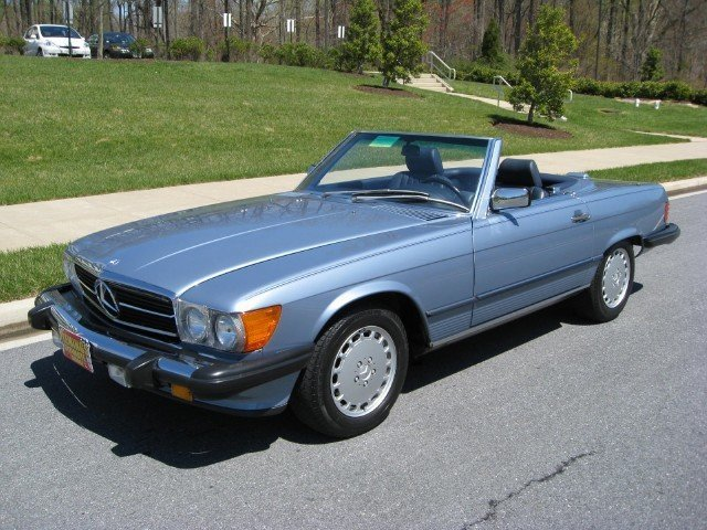1988 mercedes benz 560sl 1988 mercedes benz 560 for sale for Who buys mercedes benz