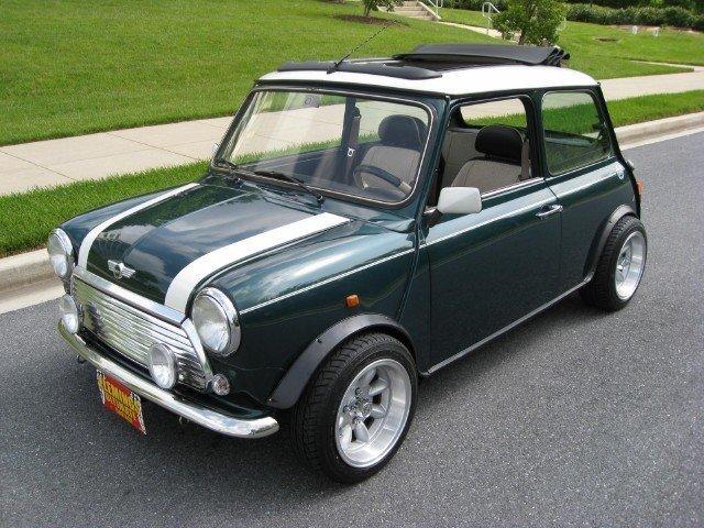 1967 mini cooper s 1967 mini cooper s for sale to for Garage mini cooper