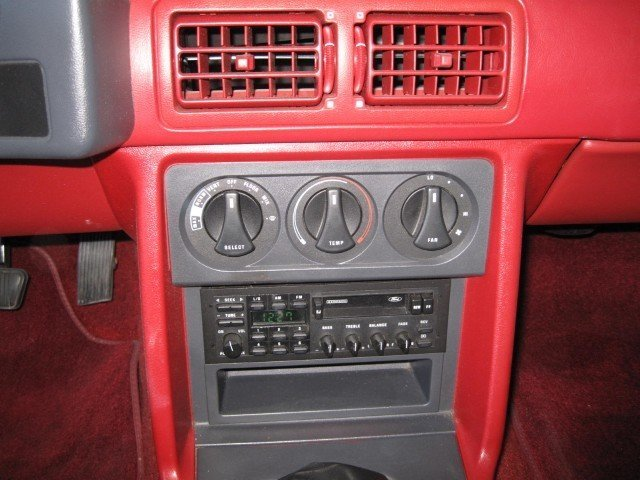 1988 1988 Ford Mustang For Sale