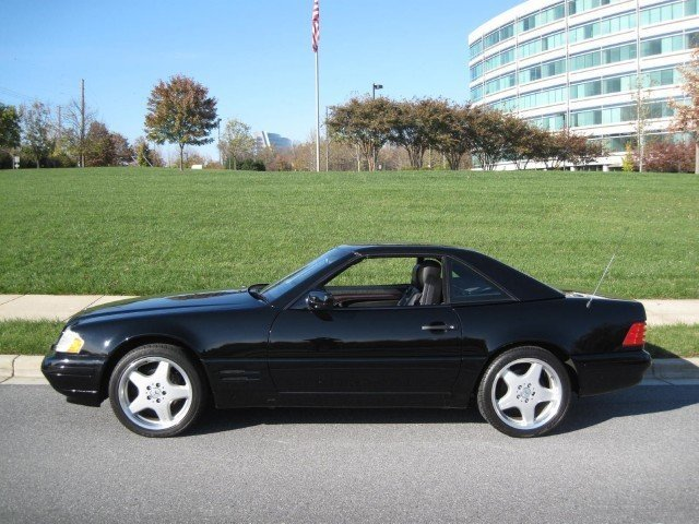 1998 1998 Mercedes-Benz SL500 For Sale