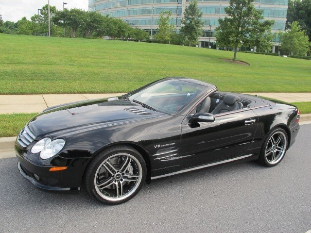 2004 mercedes sl55 amg 2004 mercedes benz sl55 for sale for 2004 mercedes benz sl55 amg for sale