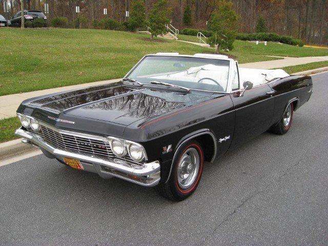 1965 Chevrolet Impala 1965 Chevrolet Impala For Sale To