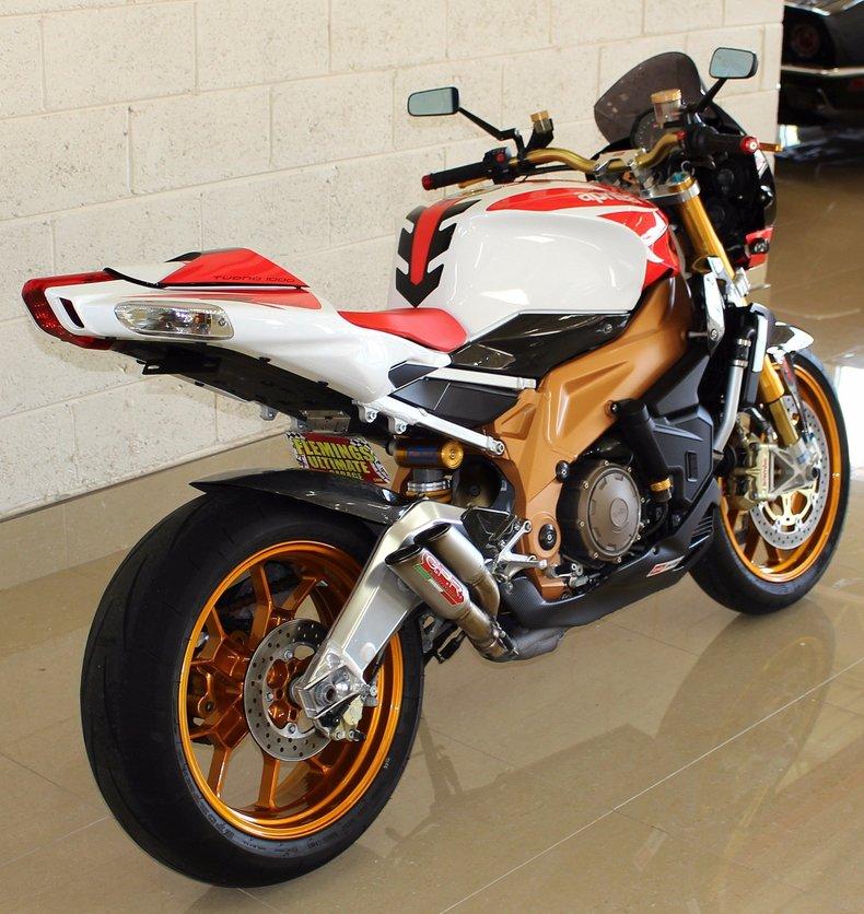 2008 2008 Aprilia TUONO For Sale