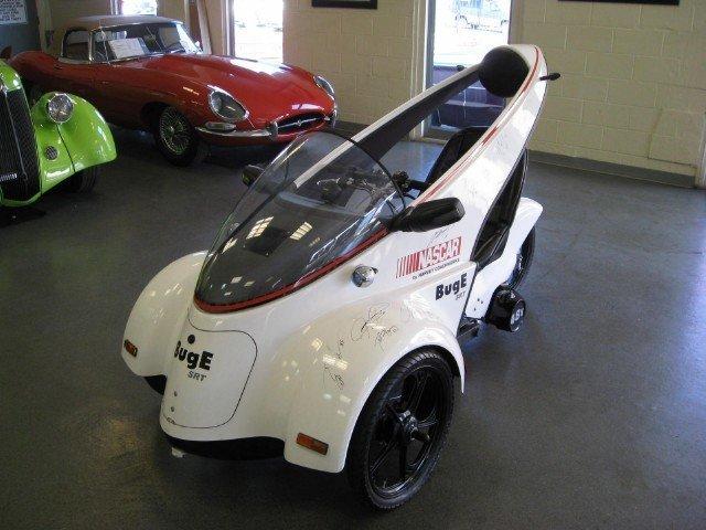 2008 Bug 'E' EV Trike