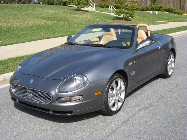 2005 maserati spyder 2005 maserati spyder for sale to. Black Bedroom Furniture Sets. Home Design Ideas