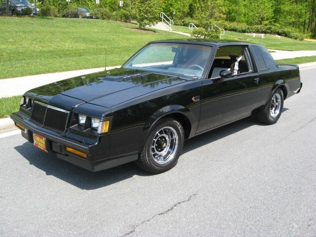 1986 buick grand national 1986 buick grand national for sale to buy or purchase classic cars. Black Bedroom Furniture Sets. Home Design Ideas