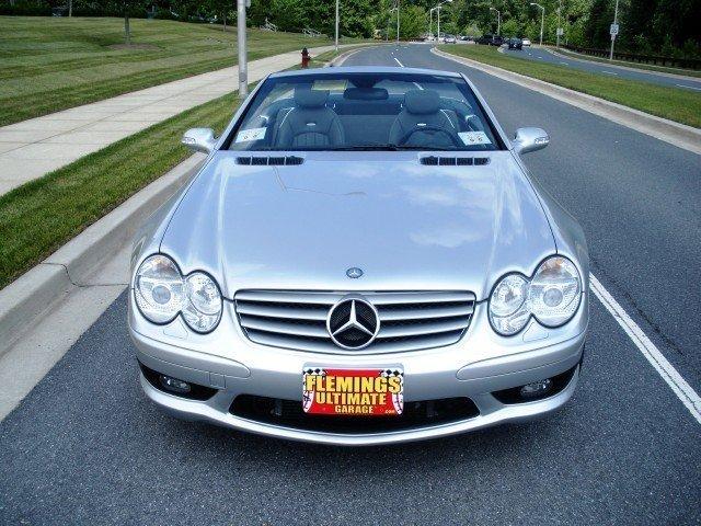 2003 Mercedes Benz Sl55 2003 Mercedes Benz Sl55 For Sale