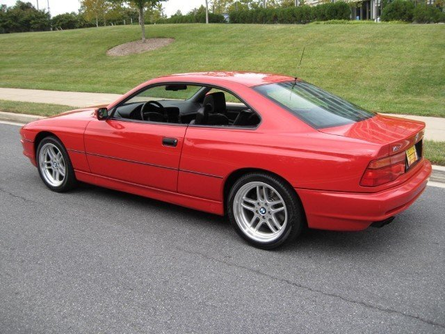 1991 bmw 850i 1991 bmw 850i for sale to buy or purchase classic cars for sale muscle cars. Black Bedroom Furniture Sets. Home Design Ideas