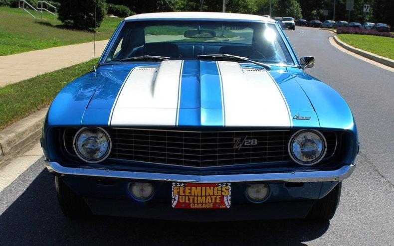 1969 1969 Chevrolet Camaro For Sale