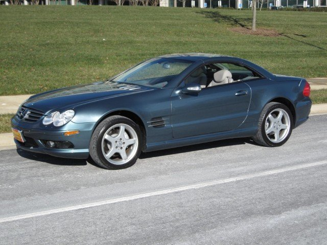 2003 mercedes benz sl500 2003 mercedes benz sl500for for Mercedes benz 2003 sl500 for sale