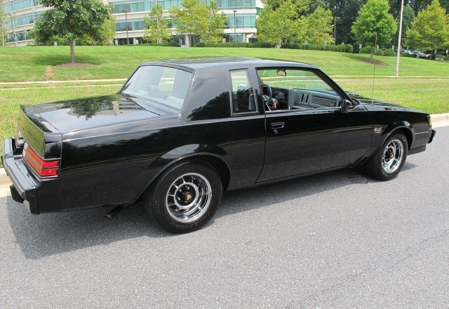 1987 1987 Buick Grand%20National For Sale