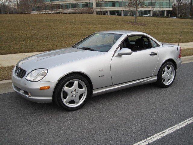 1999 mercedes benz slk 1999 mercedes benz slk for sale for Mercedes benz slk 1999