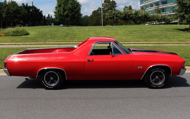 1972 1972 Chevrolet El Camino For Sale