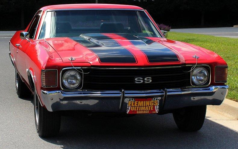 1972 chevrolet el camino ss flemings ultimate garage for Garage top car marseille