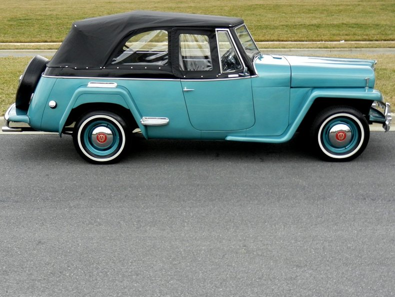1948 1948 Willys Jeepster For Sale