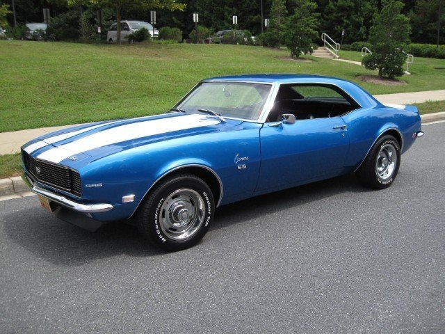 Camaro 68 Ss >> 1968 Chevrolet Camaro | 1968 Chevrolet Camaro For Sale To Buy or Purchase | Classic Cars For ...