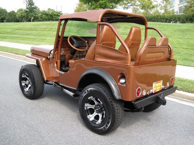 1951 1951 Willys Jeep For Sale