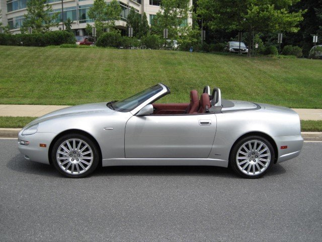 2002 maserati spyder 2002 maserati spyder for sale to. Black Bedroom Furniture Sets. Home Design Ideas
