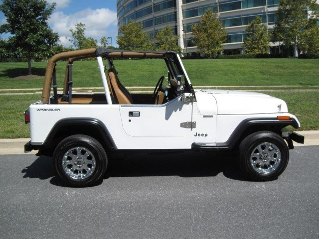 1993 1993 Jeep Wrangler For Sale
