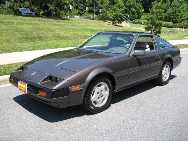 1985 nissan 300zx 1985 nissan 300zx for sale to buy or purchase classic cars for sale. Black Bedroom Furniture Sets. Home Design Ideas