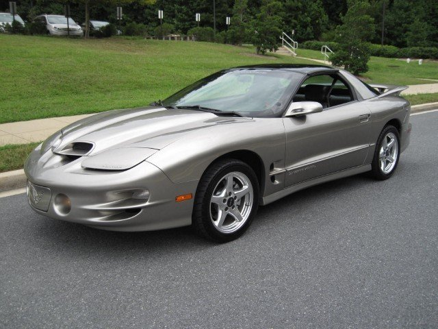 2001 Pontiac Firebird 2001 Pontiac Firebird For Sale To