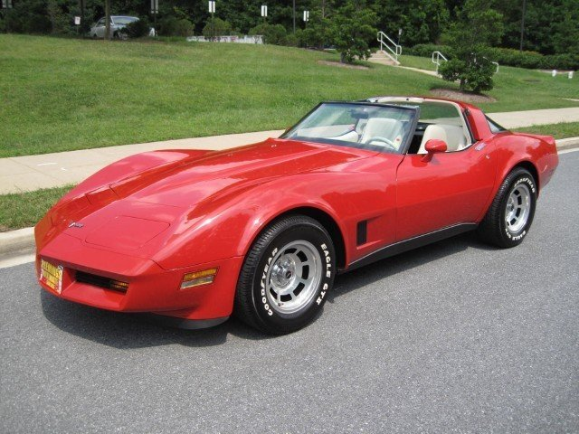 1980 Chevrolet Corvette 1980 Chevrolet Corvette For Sale