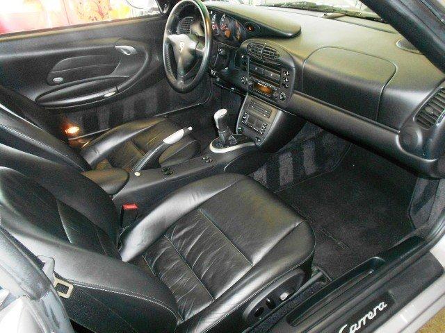 2001 2001 Porsche 911 For Sale