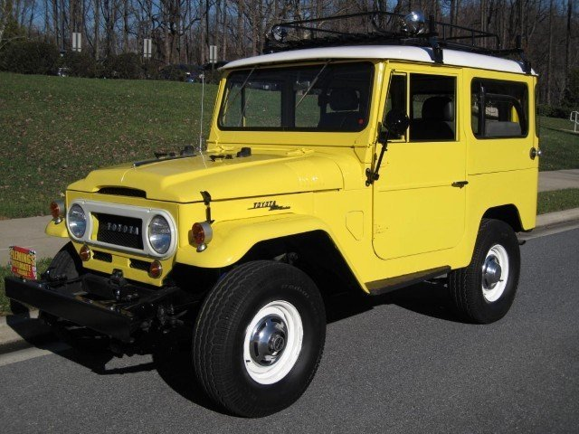 1966 toyota fj40 land cruiser 1966 toyota fj for sale to purchase or buy classic cars for. Black Bedroom Furniture Sets. Home Design Ideas