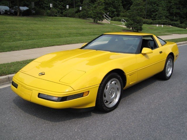 1995 chevrolet corvette classic cars for sale muscle. Black Bedroom Furniture Sets. Home Design Ideas