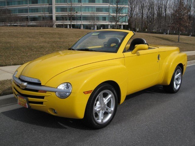 2003 chevrolet ssr 2003 chevrolet ssr for sale to purchase or buy classic cars for sale. Black Bedroom Furniture Sets. Home Design Ideas