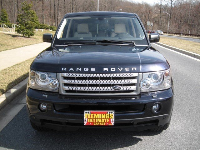 2008 land rover range rover 2008 land rover range rover. Black Bedroom Furniture Sets. Home Design Ideas