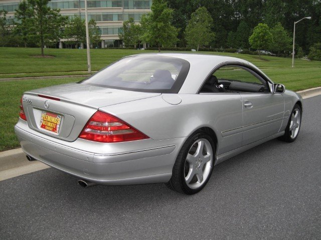 2001 mercedes benz cl 2001 mercedes benz cl for sale to for 2001 mercedes benz cl500 for sale