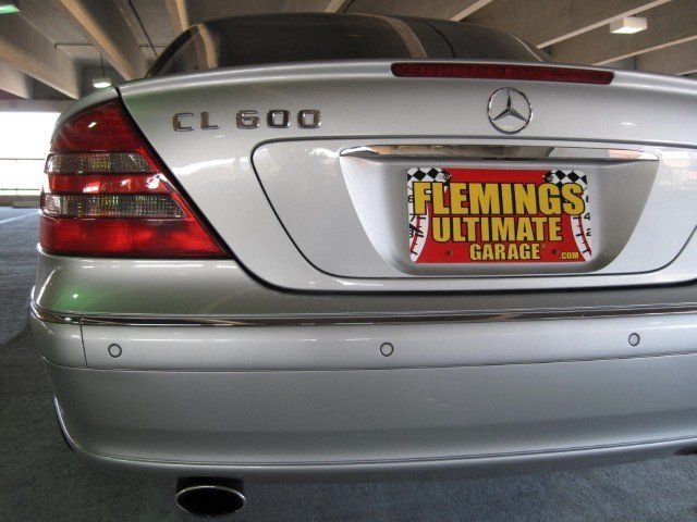 2001 Mercedes Benz Cl 2001 Mercedes Benz Cl For Sale To