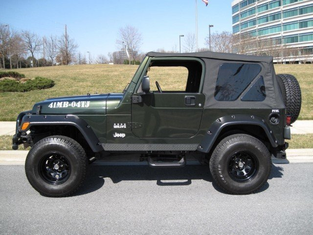 2004 Jeep Wrangler  2004 Jeep Wrangler for sale to purchase or