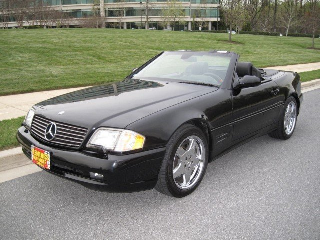2001 mercedes benz sl500 2001 mercedes benz sl500 for sale to buy or purchase classic cars. Black Bedroom Furniture Sets. Home Design Ideas