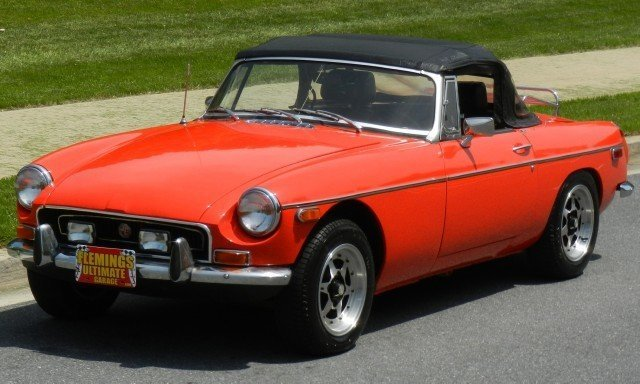 1972 1972 MG MGB For Sale
