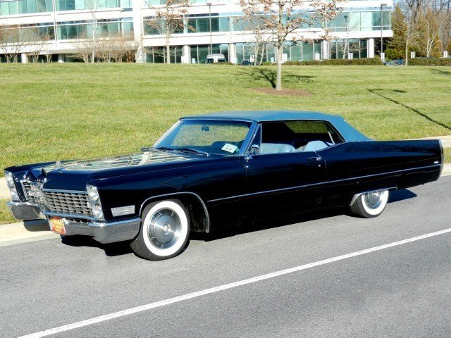 1967 1967 Cadillac DeVille For Sale