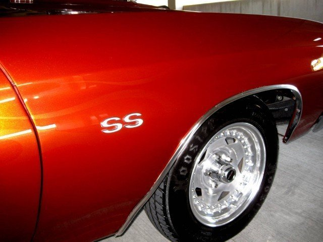 1972 1972 Chevrolet Chevelle For Sale