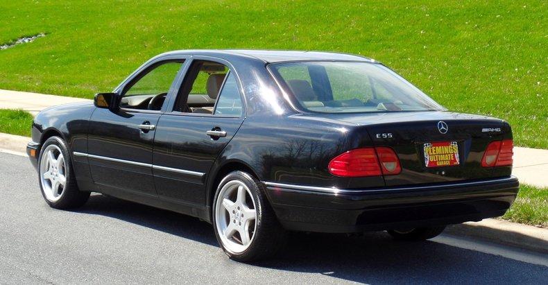 1997 mercedes benz e class 1997 mercedes benz e class for Mercedes benz e320 1997