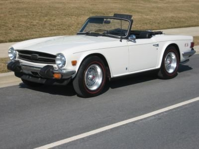 1976 Triumph TR6  1976 Triumph TR6 For Sale To Buy or Purchase