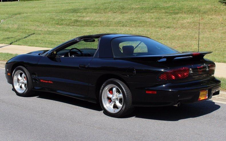 2002 2002 Pontiac Trans Am For Sale