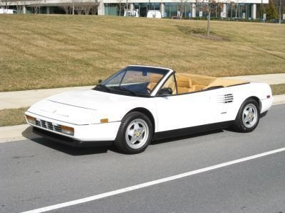 1989 ferrari mondial t 1989 ferrari mondial for sale to. Black Bedroom Furniture Sets. Home Design Ideas