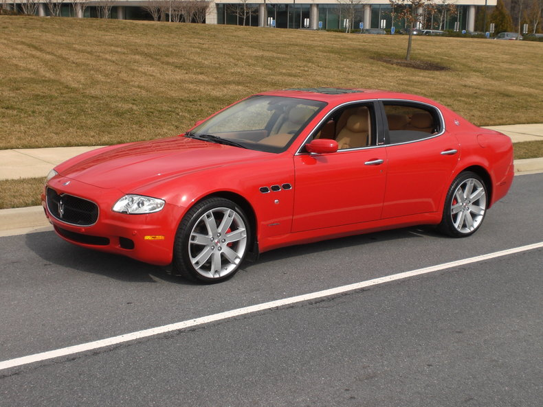 2007 maserati quattroporte 2007maserati quattroporte for sale to purchase or buy classic. Black Bedroom Furniture Sets. Home Design Ideas