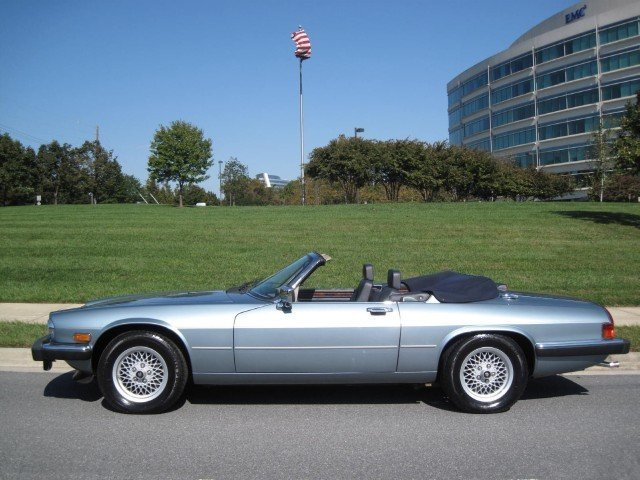 1990 1990 Jaguar XJS For Sale
